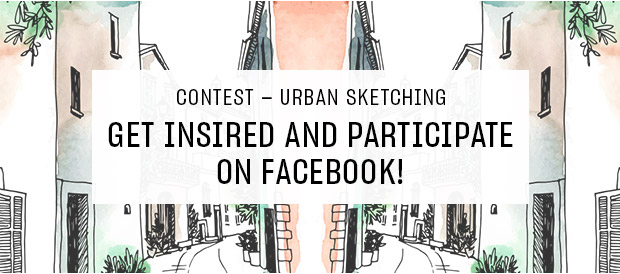contest - urban sketching!